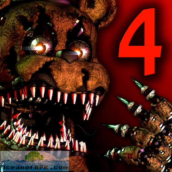 Five Nights at Freddys 4 Download Free