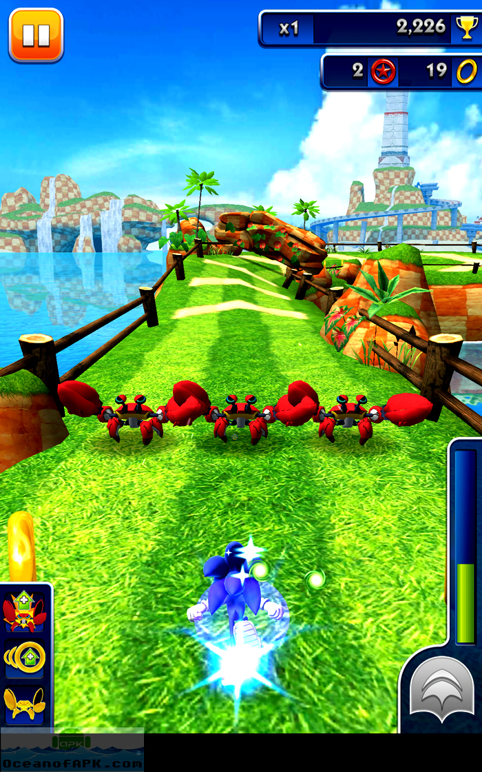 Sonic Dash Mod APK Download for Free