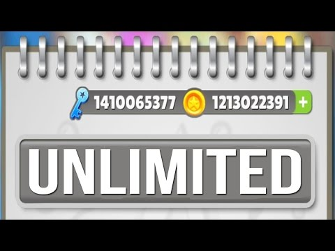 Subway Surfers Modded Unlimited APK