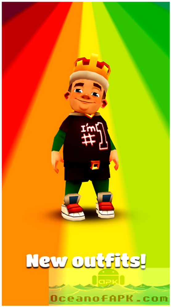 Subway Surfers World Tour New York APK Download For Free