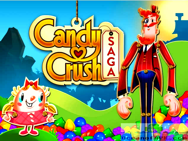 Candy Crush Saga Unlimited Life 1000 Moves APK Download For Free