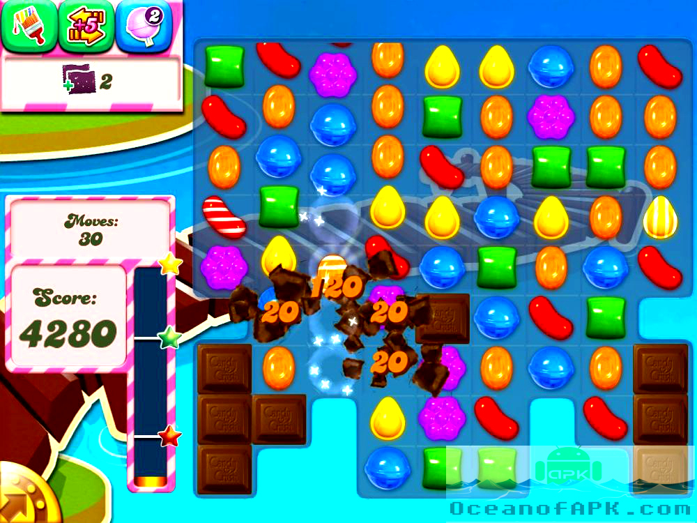 Candy Crush Saga Unlimited Life 1000 Moves Review