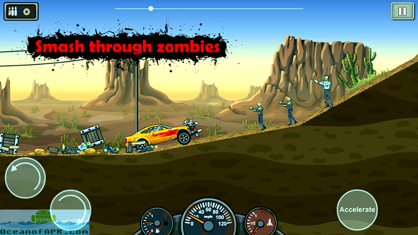 Earn to Die Mod APK Download For Free