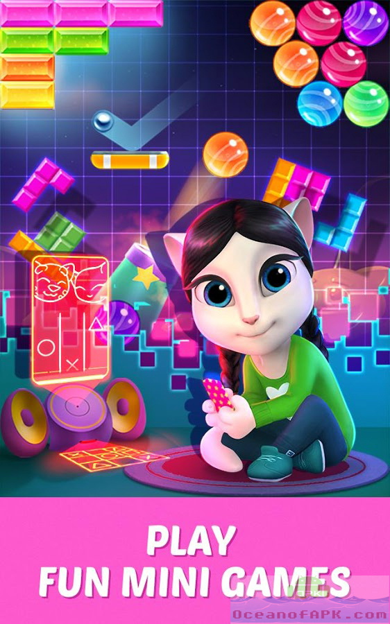 My Talking Angela APK Download For Free