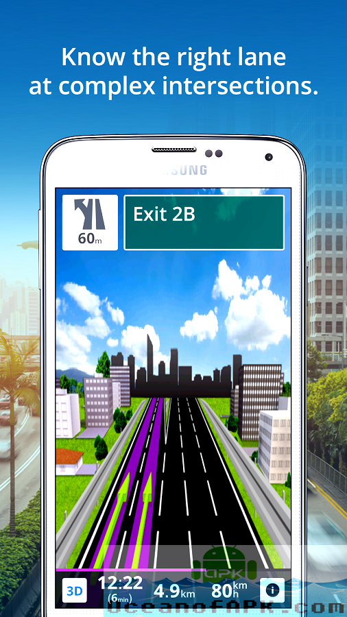 Sygic GPS With Maps APK Plus Data Download For Free