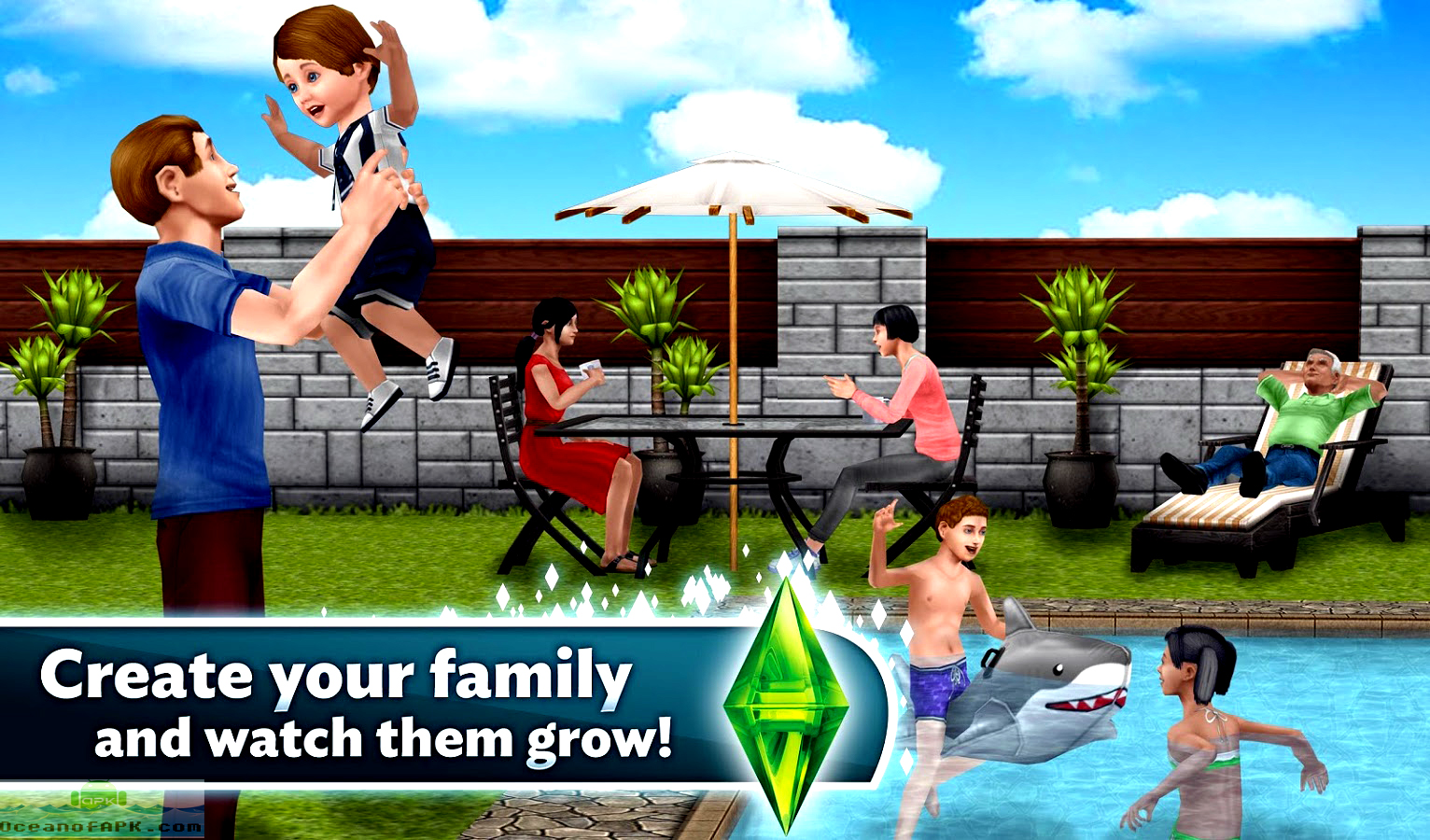 The Sims FreePlay Modded APK Download For Free