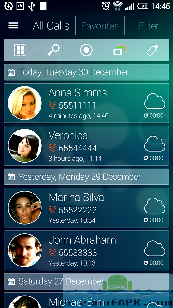 Automatic Call Recorder Pro APK Features