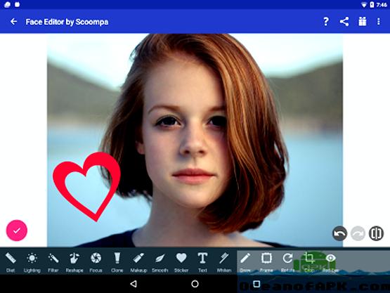 Face Editor Premium APK Download Free