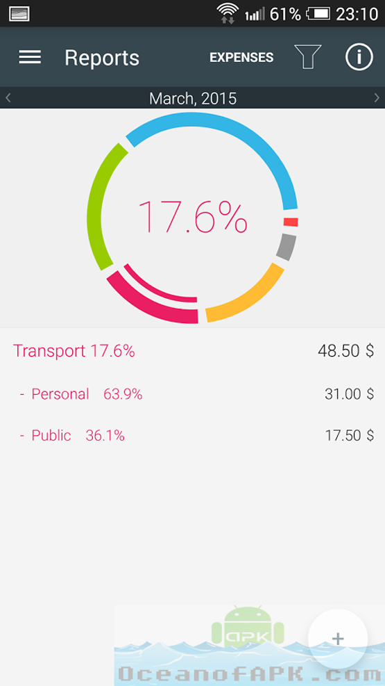 MyMoney Expense Manager VIP APK Download For Free