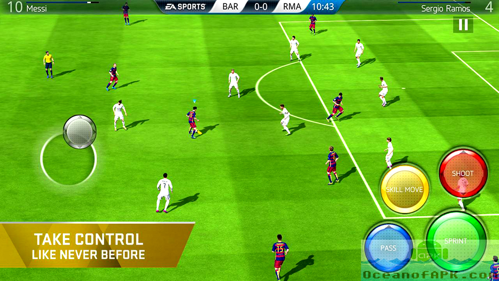 FIFA 16 Ultimate Team Mod APK Download For Free