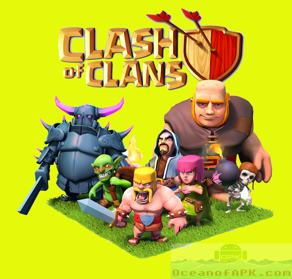Clash of Clans Mod Review
