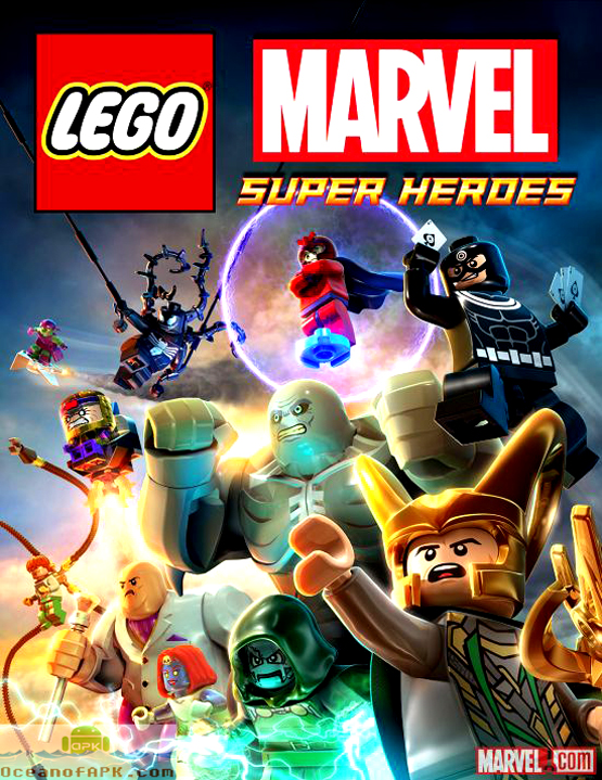 LEGO Marvel Super Heroes Mod Review