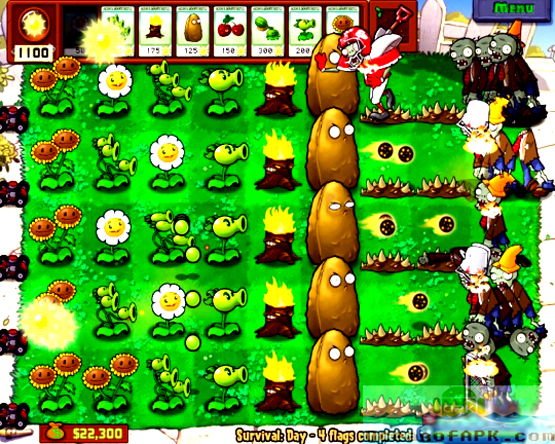 Plants vs Zombies APK DOwnload For Free