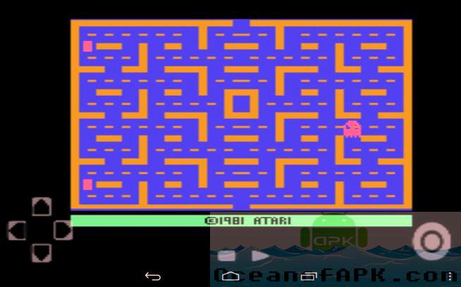 Android Atari 2600 Emulator APK Setup Free Download