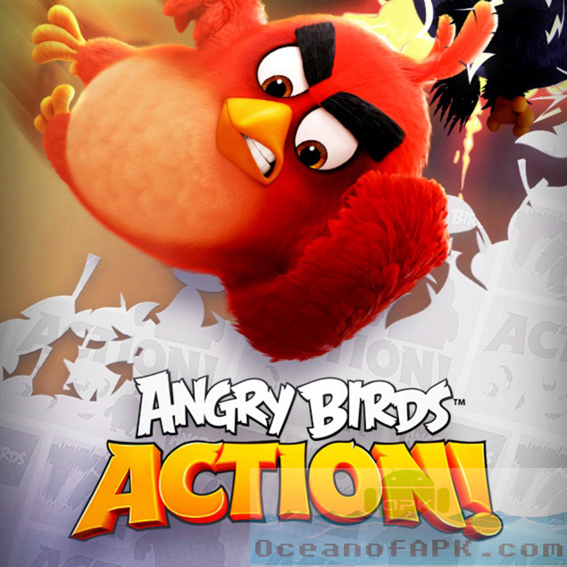 Angry Birds Action Mod Review